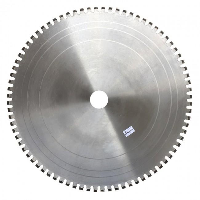 Алмазный диск для резки бакора 1250×120 мм
