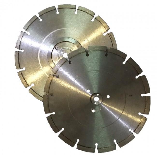 Алмазный диск по железобетону 230 мм для штробореза Husqvarna C'n'B