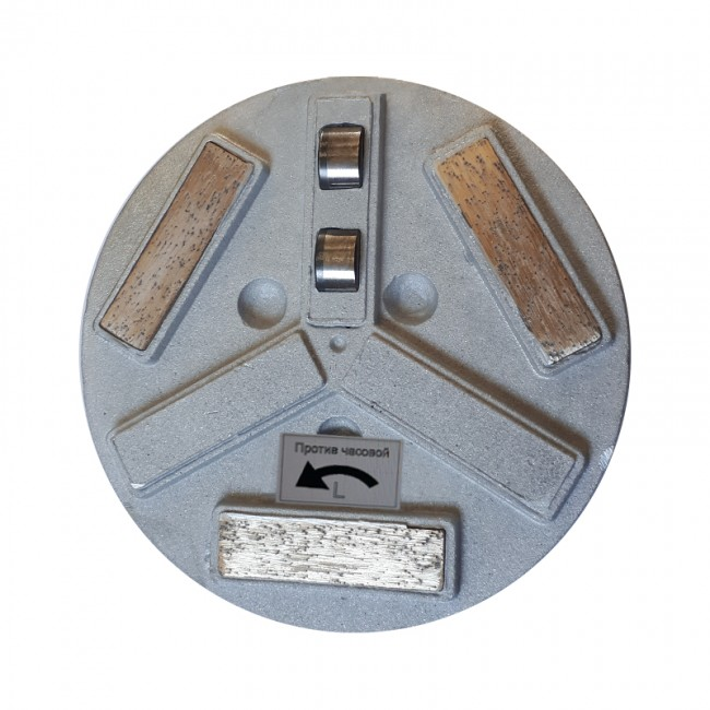Алмазная фреза СО РЕЗЕЦ PDC L (левый)
