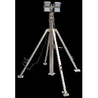 Осветительная вышка СПС-Р 4 м ГАЛ 4х1000