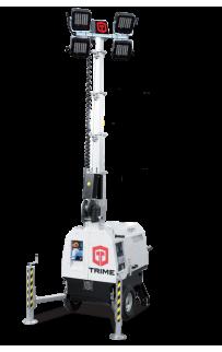 Дизельная осветительная мачта TRIME X-City 4x320W LED - 7M
