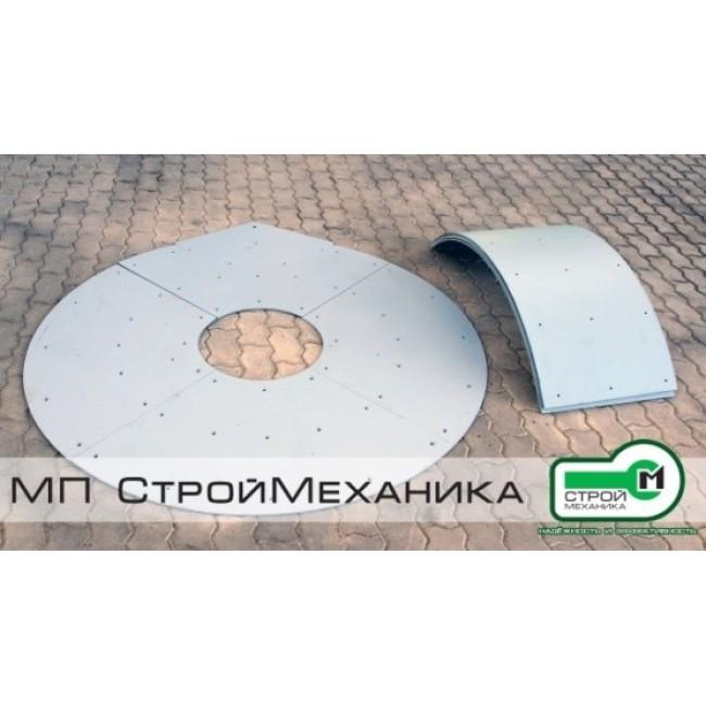 Броня для бетоносмесителя СКАУТ 750