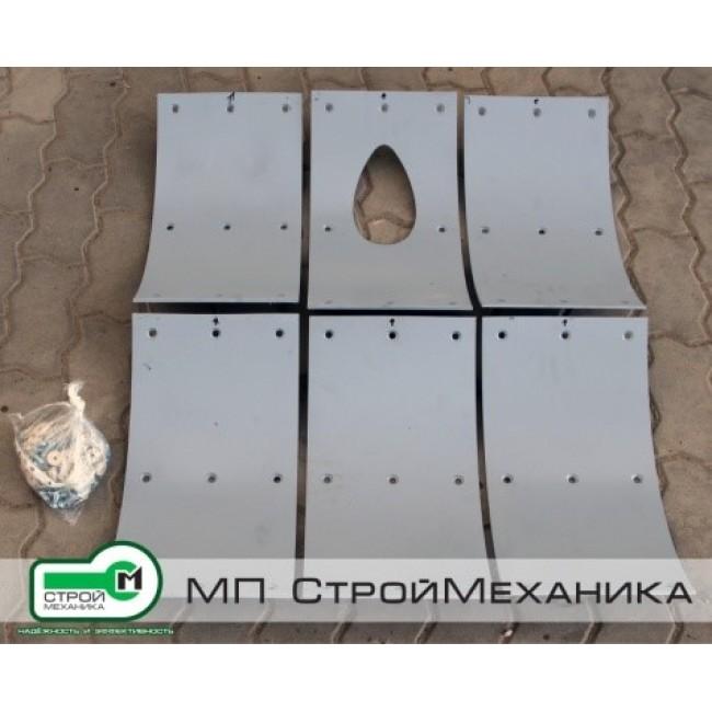 Броня для пневмонагнетателя СО-241Н ТОПОЛЬ