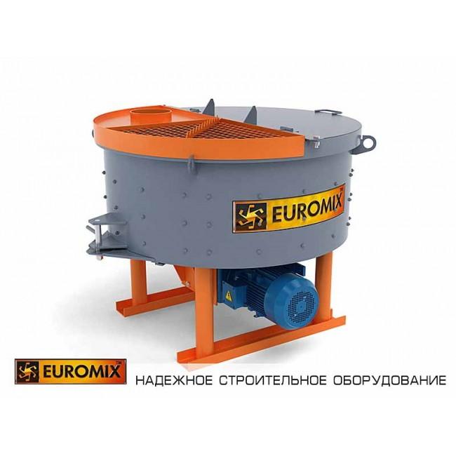 Бетоносмеситель EUROMIX 600.500