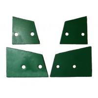 Лопатки для бетоносмесителя СКАУТ 300