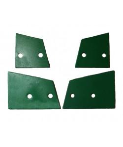 Лопатки для бетоносмесителя СКАУТ 200
