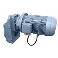 Мотор-редуктор для пневмонагнетателя СО-241Н ТОПОЛЬ