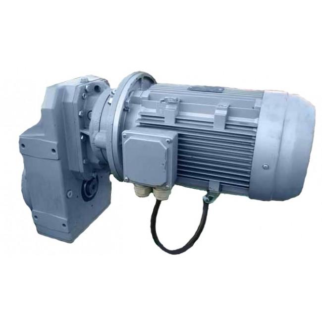 Мотор-редуктор для пневмонагнетателя СО-241 ТОПОЛЬ