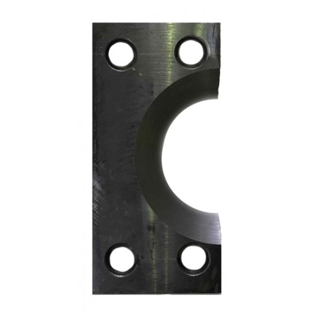 Скоба крепления неподвижного ножа станка GQ-40