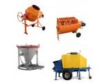 Оборудование для приготовления и подачи раствора