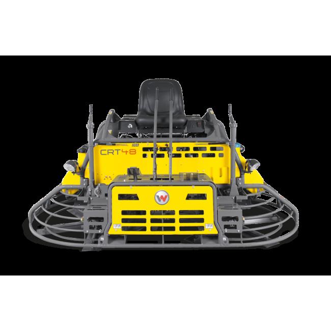 Заглаживающая машина по бетону CRT 48-35V