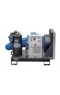 Электрический винтовой компрессор ЗИФ-СВЭ-5,2/0,7 без кожуха