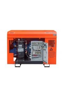 Электрический винтовой компрессор ЗИФ-СВЭ-5,2/0,7 в кожухе