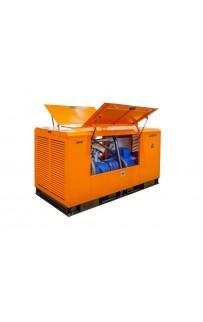 Электрический винтовой компрессор ЗИФ-СВЭ-10,2/1,0 в кожухе