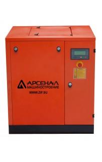 Электрический винтовой компрессор ЗИФ-СВЭ-0,7/1,0 ШМ ременной