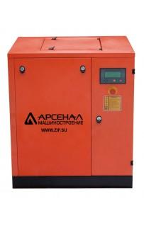Электрический винтовой компрессор ЗИФ-СВЭ-1,3/0,7 ШМ ременной