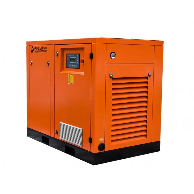 Электрический винтовой компрессор ЗИФ-СВЭ-2,3/1,3 ШМ ременной