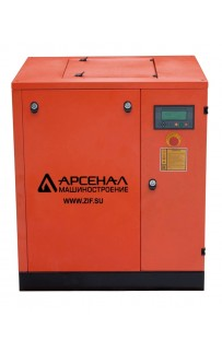 Электрический винтовой компрессор ЗИФ-СВЭ-1,3/0,7 ШМЧ ременной