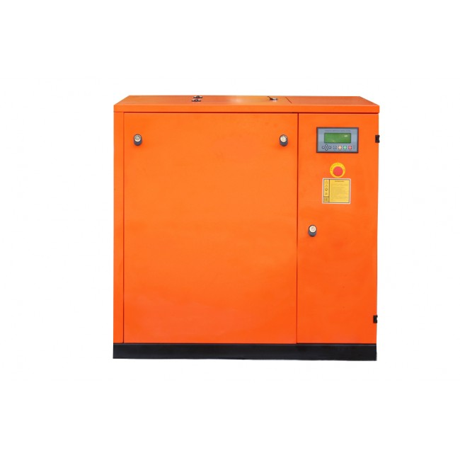 Электрический винтовой компрессор ЗИФ-СВЭ-2,1/1,0 ШМЧ ременной