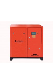 Электрический винтовой компрессор ЗИФ-СВЭ-5,2/0,7 ШМЧ ременной
