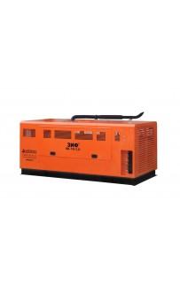 Дизельный винтовой компрессор ЗИФ-ПВ-14/1,0 на раме