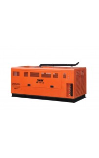 Дизельный винтовой компрессор ЗИФ-ПВ-18/1,0 на раме
