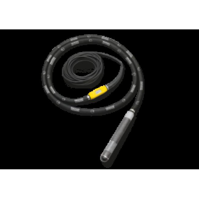 Высокочастотный погружной вибратор IREN 38
